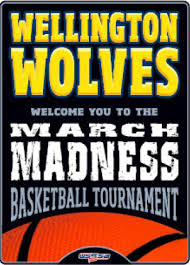 wellington wolves march madness